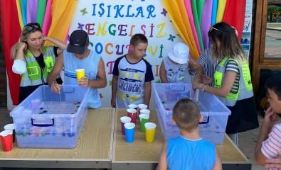 Samsun'da Down Sendromlu Çocuklar Için Eglenceli Kamp