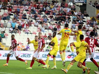 Sivasspor Ligdeki Ilk Beraberligini Aldi