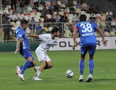 Süper Lig Açiklamasi Altay Açiklamasi 0 - Fenerbahçe Açiklamasi 2 (Maç Sonucu)