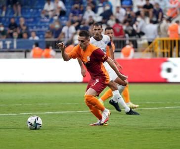 Süper Lig Açiklamasi Kasimpasa Açiklamasi 1 - Galatasaray Açiklamasi 2 (Ilk Yari)