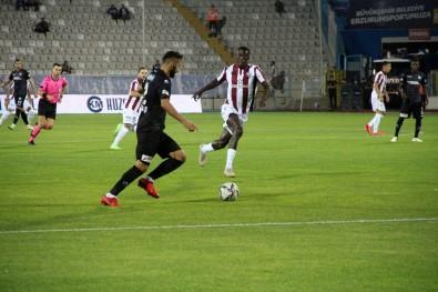 TFF 1. Lig Açiklamasi BB Erzurumspor Açiklamasi 1 - Bandirmaspor Açiklamasi 0