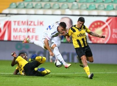 TFF 1. Lig Açiklamasi Istanbulspor Açiklamasi 3 - Altinordu Açiklamasi 0 (Maç Sonucu)