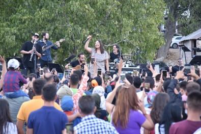 Yaylada Halk Pazarina Konserli Açilis