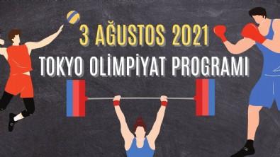 3 Ağustos Salı Türkiye'nin Tokyo 2020 Programı Tokyo 2020 Olimpiyatları Günün Programı
