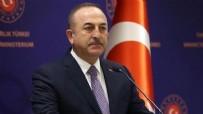 ORMAN YANGıNLARı - Bakan Çavuşoğlu açıkladı: Yangının durdurulmasında bugün ve yarın kritik