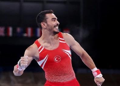 Jimnastikte ilk madalya!