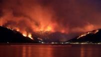 GÜNDOĞMUŞ YANGININDA SON DURUM - Manavgat yangınında son durum ne? Yangında son durum haritası! İşte Manavgat, Isparta ve Muğla yangınlarında son durum