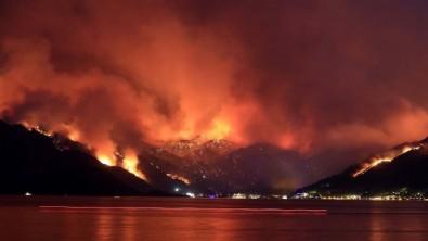 Orman yangınlarında son durum!