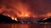 TÜRKİYEDE ORMAN YANGINI - Orman yangınlarında son durum!