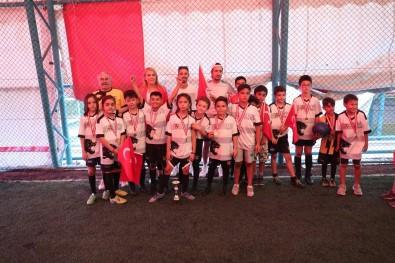 30 Agustos Zafer Kupasi Futbol Turnuvasi Sona Erdi