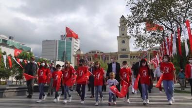 30 Agustos Zaferi'ne Büyükçekmece'de Coskulu Kutlama