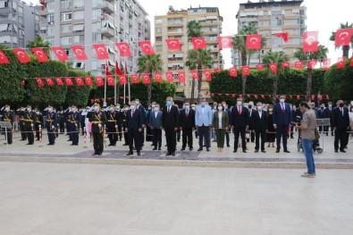 Adana'da 30 Agustos Zafer Bayrami Kutlandi
