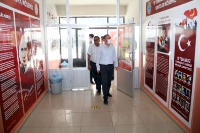 Agri Milli Egitim Müdürü Kökrek'in Ilçe Ziyaretleri