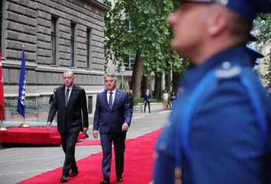 AK Partili Milletvekili Kavuncu Açiklamasi 'Komsuluk Iliskilerimiz, Cumhurbaskanimiz Liderliginde Devam Edecektir'