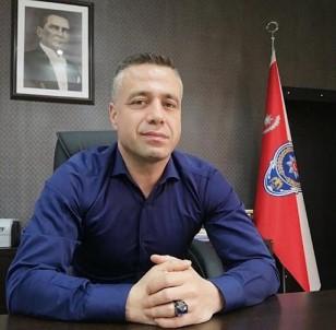 Alapli'ya Ilçe Emniyet Müdürü Hakan Çelik Atandi