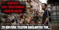 Almanya'da hala 20 bin hanede telefon bağlantısı bulunmuyor