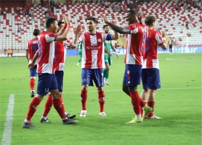 Antalyaspor'un Bu Sezonki 4 Golünün 3 Golü Penaltidan