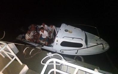Bodrum'da Tekneyle Kaçarken Yakalanan FETÖ'cüler Tutuklandi