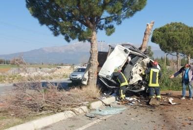 Denizli'de 1 Haftada 3'Ü Ölümlü 182 Trafik Kazasi Meydana Geldi
