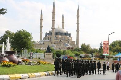Edirne'de 30 Agustos Zafer Bayrami Töreni
