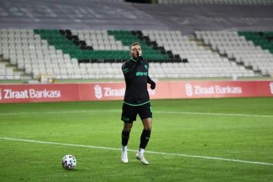 Erdon Daci Konyaspor'dan Ayrildi