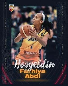 Farhiya Abdi Bellona Kayseri'de