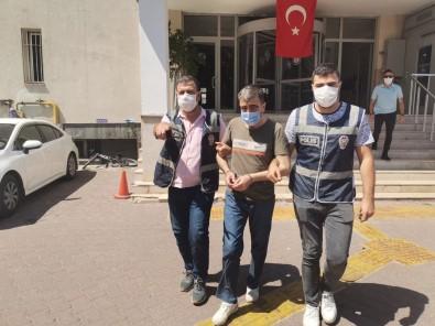 Hakkinda 13 Yil 9 Ay Hapis Cezasi Olan Sahis Kimliksiz Olarak Yakalandi