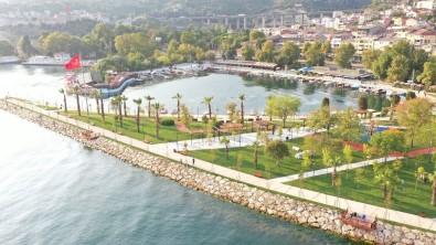 Hereke Sahil Parki, Zafer Bayraminda Açildi