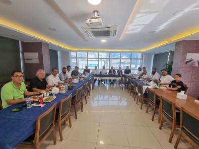 Irak'taki Ticaret Forumu Öncesi USIAD'ta Yeni Görev Dagilimi