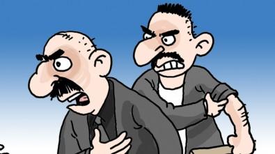 İşte günün karikatürü!