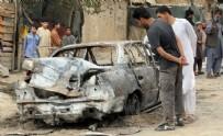 Kabil havalimanına yakınlarına saldırı: Çok sayıda roket atıldı