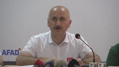 'Kastamonu, Bartin Ve Sinop'ta 200 Kilometrenin Üzerinde Yolda Hasarlari Tamamen Giderdik'