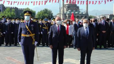 Kayseri'de 30 Agustos Zafer Bayrami'nin 99. Yili Kutlandi