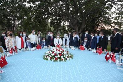 Kayseri'de 30 Agustos Zafer Bayrami Resepsiyonu Yapildi