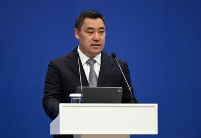 Kirgizistan Cumhurbaskani Caparov, Türkiye'yi Dünyanin En Güçlü Ülkeleri Arasinda Gösterdi