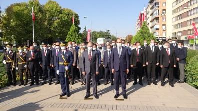 Konya'da 30 Agustos Kutlamasi