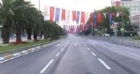 30 AĞUSTOS - O caddeler trafiğe kapandı!