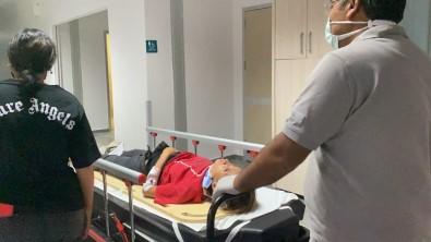 Odaya Kilitlenen Engelli Genç Kiz 4. Kattan Çarsafla Inmeye Çalisirken Düstü