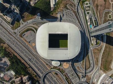 TT Stadyumu'na Günes Enerjisi Santrali Kuruluyor