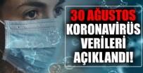 Sağlık Bakanlığı 30 Ağustos 2021 koronavirüs vaka, vefat ve aşı tablosunu duyurdu