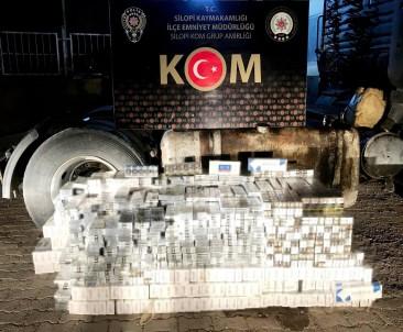 Sirnak'ta Terörün Finans Kaynagina Darbe Açiklamasi 17 Gözalti