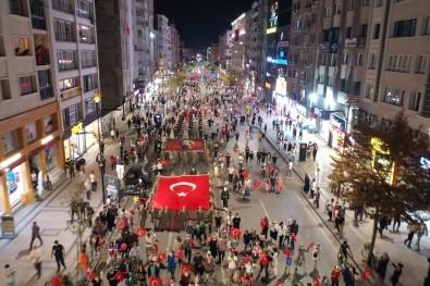 Sivas'ta Fener Alayi Güzel Görüntüler Olusturdu