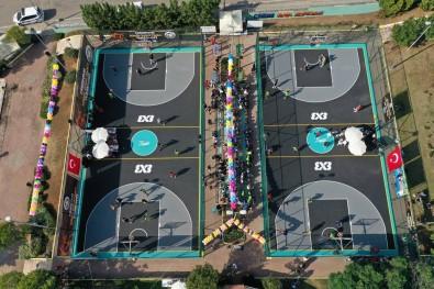 Sokak Basketbolunda Final Heyecani Yasandi
