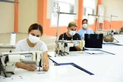 Tarsus Belediyesinin Tekstli Atölyesinde Kadinlar Istihdam Edilecek