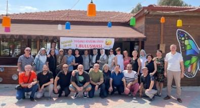 Tavsanli Atatürk Lisesi Mezunlari 33 Yil Sonra Bir Araya Geldi