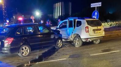 Tekirdag'da Feci Kazada 8 Kisi Yaralandi Açiklamasi Kazada Yaralananlar Sehit Yakinlari Çikti