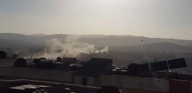 Terör Örgütü PKK'dan Afrin'e Saldiri Açiklamasi 6 Yarali