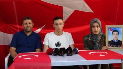 Terör Örgütü PKK'dan Kaçan Mustafa Biçer, Dagdaki Çocuklara Çagrida Bulundu