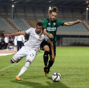 TFF 1. Lig Açiklamasi Denzilispor Açiklamasi 0 - MKE Ankaragücü Açiklamasi 3 (Maç Sonucu)