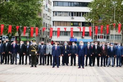 Trabzon'da 30 Agustos Zafer Bayrami Töreni